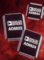Exemple de convertisseurs analogiques numériques (CAN)