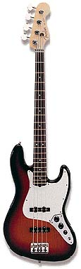 Fender Mexican Standard Jazz