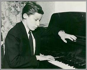Glenn Gould enfant