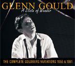 Coffret rassemblant les deux versions des Variations Goldberg