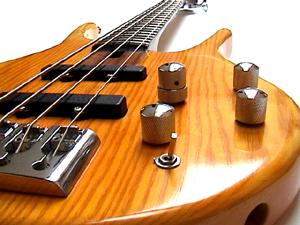 La basse électrique : tonalité et rythme