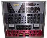 Rack de compresseurs et autres effets de studio
