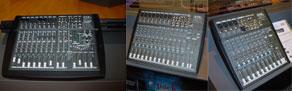 Consoles de mixage STK