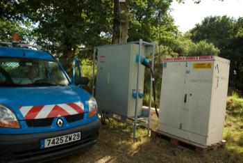 armoires électriques custom shop Vieilles Charrues
