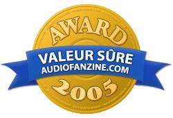 Award Valeur sûre 2005