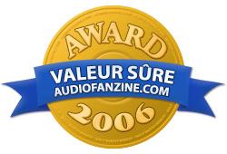 Award Valeur sûre 2006