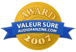 Award Valeur sûre 2007