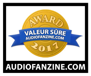 Award Valeur sûre 2017