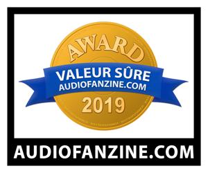 Award Valeur sûre 2019