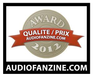 Award Qualité / Prix 2012