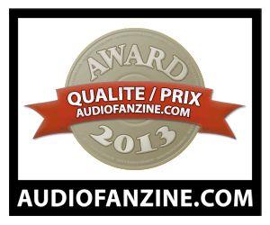Award Qualité / Prix 2013