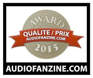 Award Qualité / Prix 2015