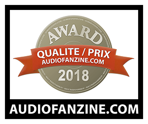 Award Qualité / Prix 2018