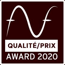 Award Qualité / Prix 2020