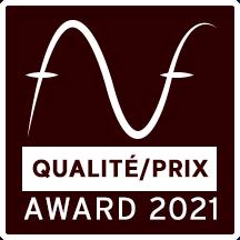 Award Qualité / Prix 2021
