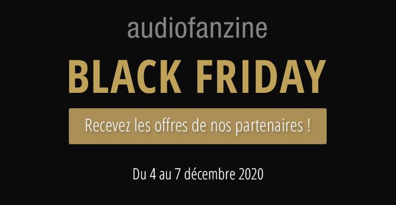 Black Friday avec Audiofanzine.com du 4 au 7 décembre 2020