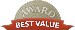 2013 Value For Money Award