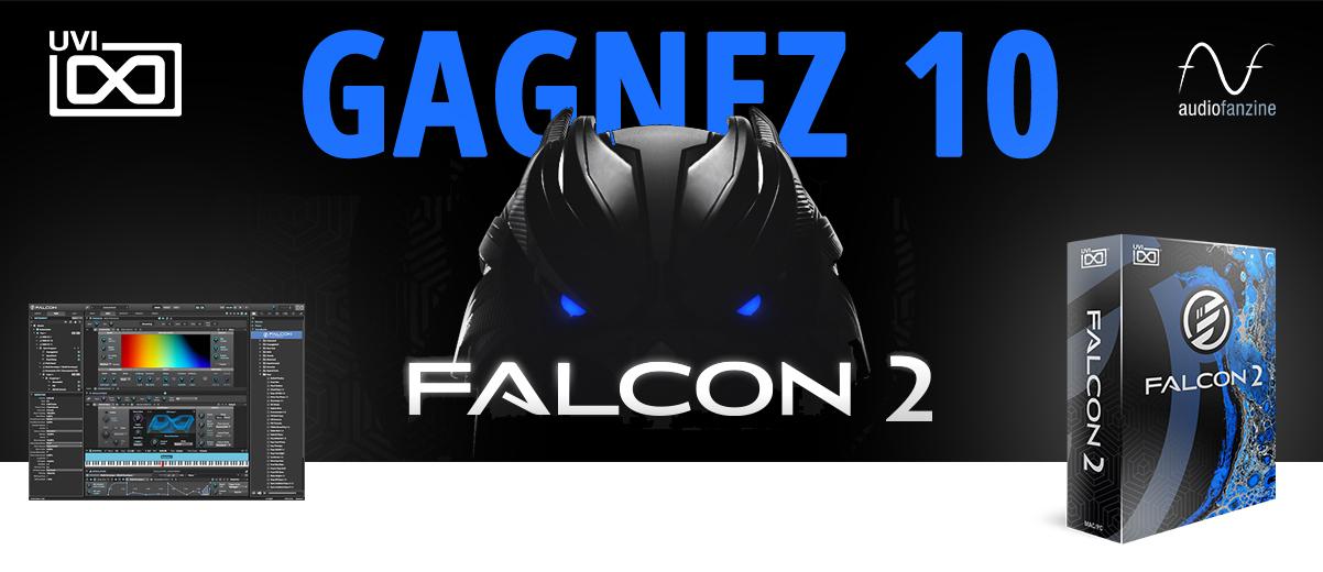 Gagnez 10 Falcon 2