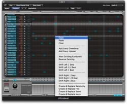 Ultrabeat, tout pour faire des rythmes sous Logic 8
