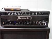Le Pirata 141 de Brunetti et son baffle
