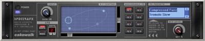 SpectraFX, plug-in de modulation de Cakewalk Sonar 3 XL
