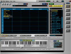 VSampler, l'échantillonneur virtuel conçu par Maz-Sound pour le Sonar 3 de Cakewalk