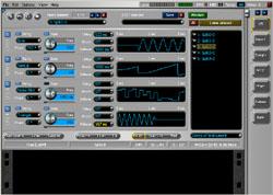 Gestion des LFO dans VSampler, l'échantilloneur virtuel de Cakewalk Sonar 3