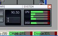 CPU Sonar 8