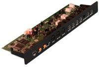 Une carte optionnelle permet de transformer l'UF6 de CME en clavier maître MIDI + Audio