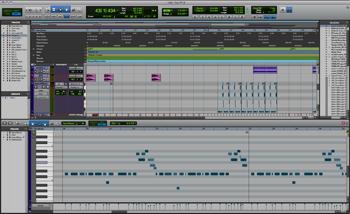 editeur MIDI