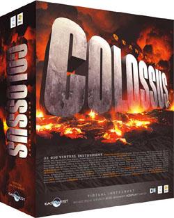 Quanteam Leap Colossus d'EastWest