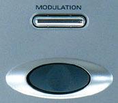 Pitch bend et modulation sur la PCR-1 : à oublier...
