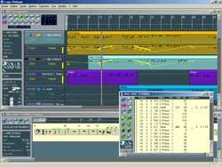 Votre premier enregistrement midi avec Logic Platinum 5.2