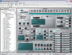 Possibilités de synthèse du logiciel Emulator X
