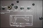 Des filtres permettent d'adapter les E-MU PM-5 à l'acoustique de la pièce dans laquelle vous les placez...