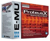 E-MU Proteus X : la boîte
