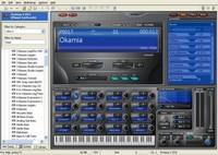 Recherches des instruments et presets dans l'E-MU Proteus X