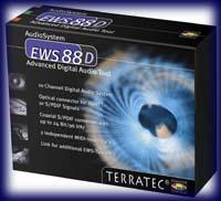 Boîte de la EWS88MT de Terratec