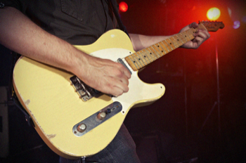 Telecaster Road Worn
