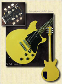 Gibson LesPaul Faded DC