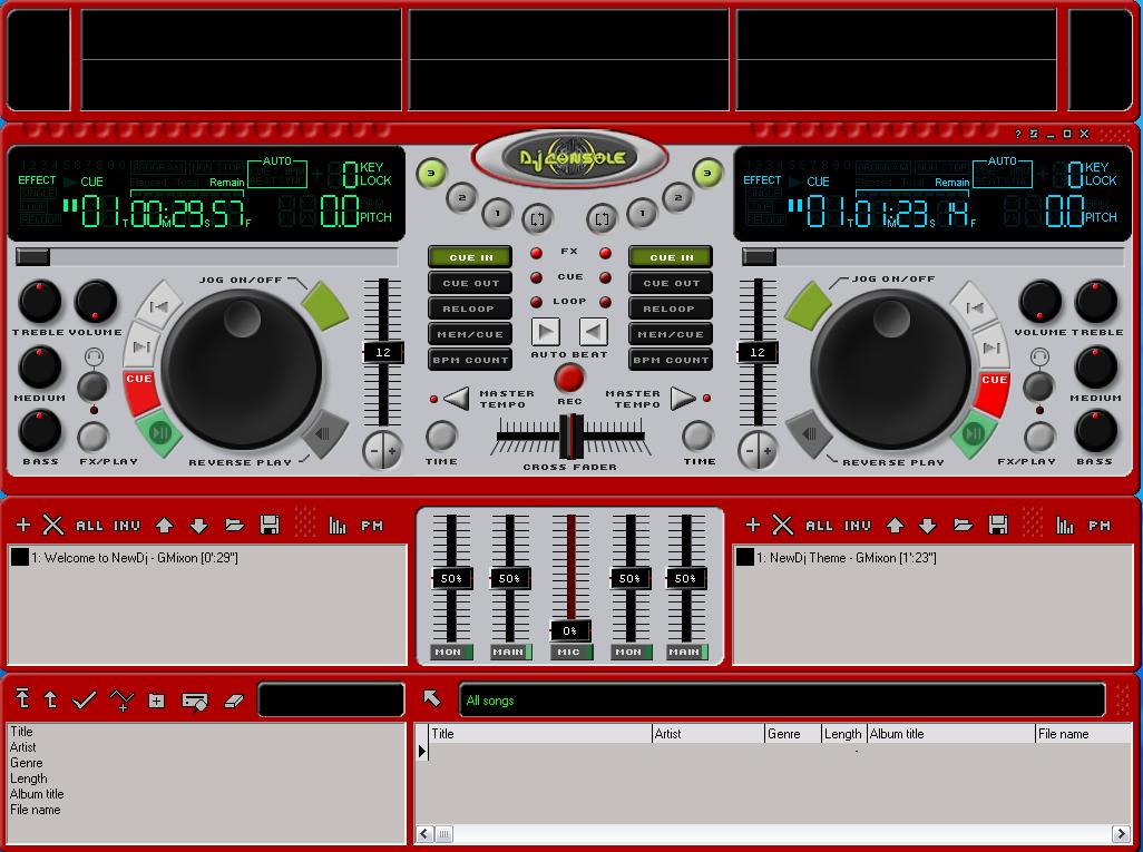 test de la dj console d 39 hercules le djing au prix d 39 un ipod mini audiofanzine. Black Bedroom Furniture Sets. Home Design Ideas