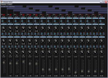 Editeur Mixer