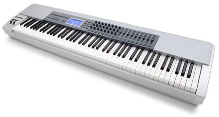 M-audio Keystation Pro 88 : 21 kg sur la balance !