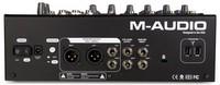 Face arrière de la M-Audio NRV 10
