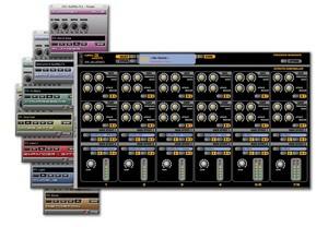 Un beau bundle logiciel accompagne la M-Audio NRV 10