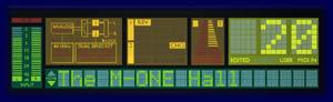 L'écran pas très beau mais fonctionnel du TC Electronic M One