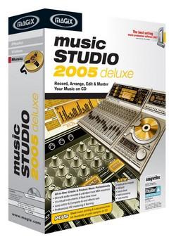 Magix Music Studio 2005