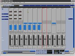 Console de Magix MIDI Studio