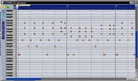 Edition matricielle sous Magix MIDI Studio