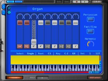 Emulateur d'orgue